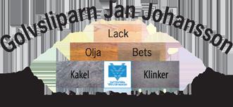 Golvsliparn Jan Johansson